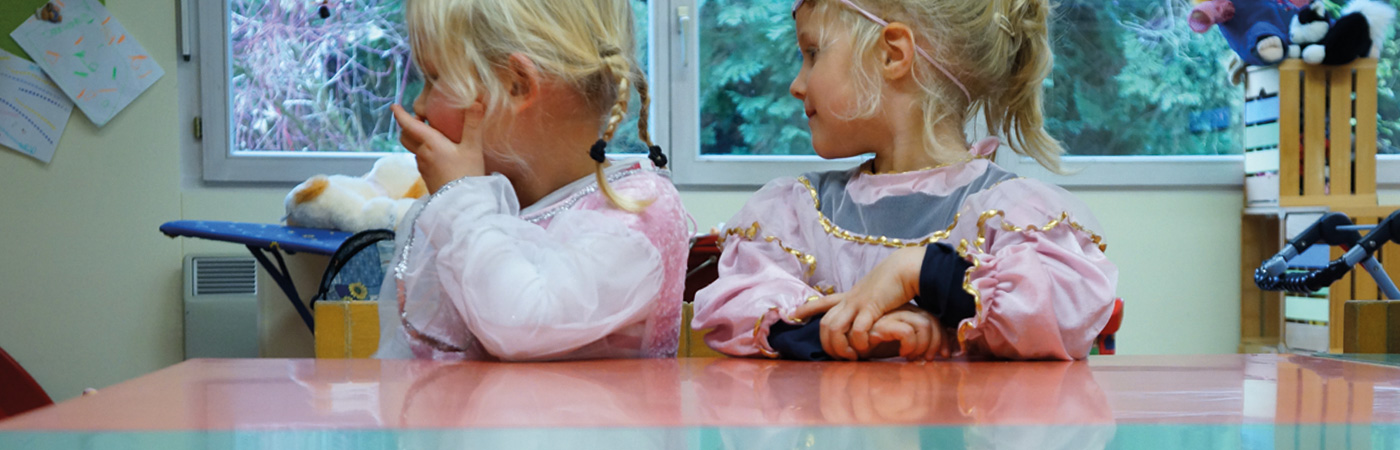 «Mir gefällt, dass meine Tochter lernt, sich mit anderen Kindern gut zu verstehen.»